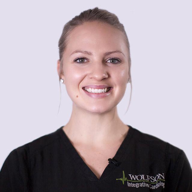 Christina Winnett, Health Coach